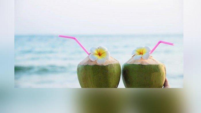 Berikut 5 manfaat air kelapa untuk kecantikan kulit, apa saja?