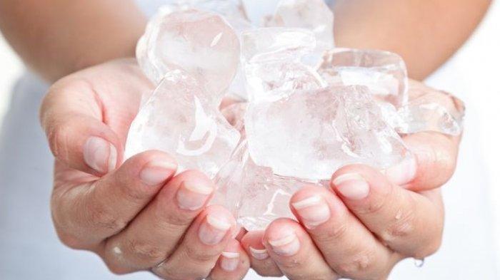 11 Manfaat Es Batu Dalam Kehidupan Sehari-hari