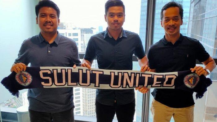Mantan Bek Persija Jakarta Resmi Dikontrak Sulut United