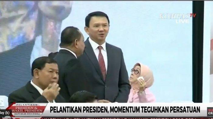 Ahok Mengaku Diundang Jokowi Datang Pelantikan sebagai Keluarga
