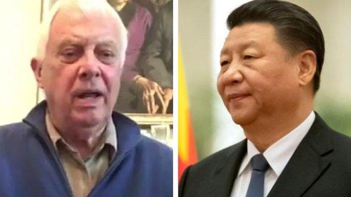 Mantan Petinggi Hong Kong Bocorkan Rencana China dan Berani Sebut Presidennya Orang Buangan Dunia