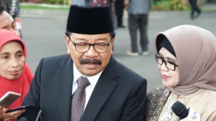 Darmizal, Soekarwo Bersaing AHY Wakili Partai Demokrat di Kabinet Jokowi-Amin