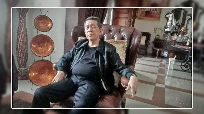 Mantan Gubernur Sulut Sinyo Harry Sarundajang