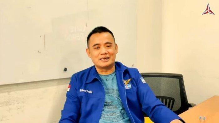 Mantan Ketua DPC Partai Demokrat Kabupaten Bolaang Mongondow Utara, Rahman Dontili.
