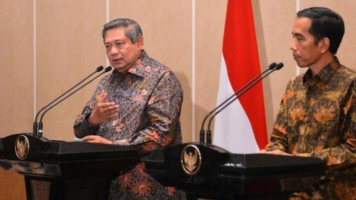 SBY Singgung Gebrakan Turunkan Jokowi, Penumpang Gelap Kena Sindir, Negara Banyak Masalah Korupsi