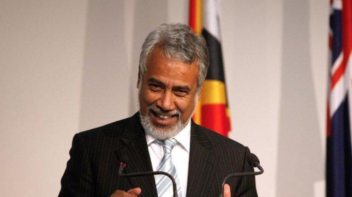 Petaka, Mantan Presiden Xanana Gusmao Sebut Seluruh Rakyat Timor Leste Akan Mati 10 Tahun Lagi