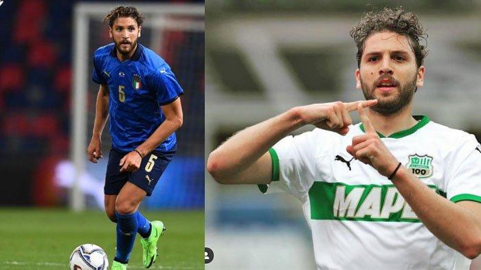 Manuel Locatelli, Pencetak 2 dari 3 Gol Italia Saat Melawan Swiss Kamis 17 Juni 2021, Ini Profilnya
