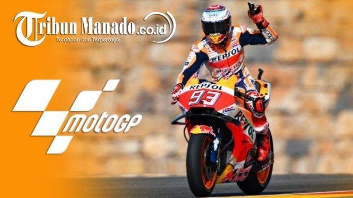 LINK Live Streaming TRANS7, MotoGP Portugal 2021, Kembalinya Sang Juara dunia 7 Kali Marc Marquez