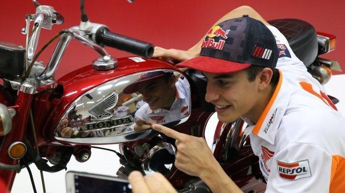 Marc Marquez Ungkap 2 Target Terdekatnya, Bukan Tentang Valentino Rossi