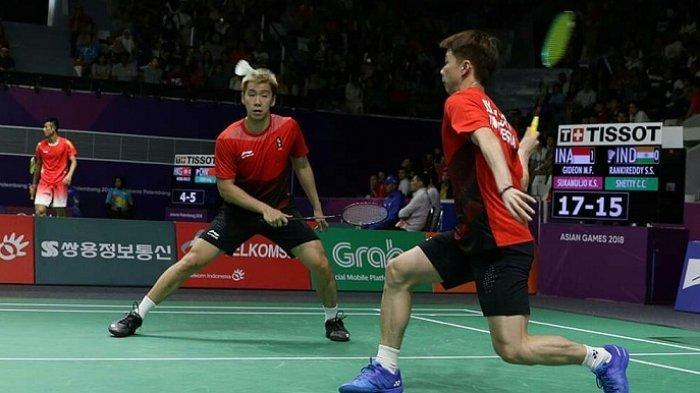 Tak Disiarkan di TV - Jadwal & Link Live Streaming Perempat Final Japan Open 2018, Ada Marcus/Kevin!