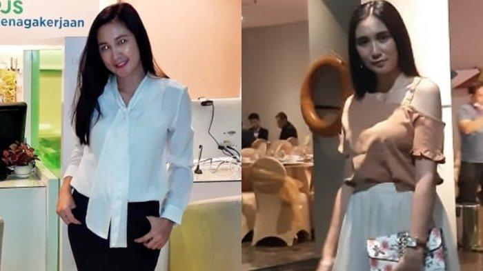 Wanita CantikMareyne Magdalena Rimporok Lega Usai Jalani Vaksinasi Covid-19