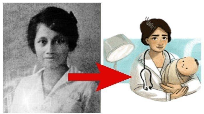 Sosok Dokter Marie Thomas Muncul di Google Doodle Hari Ini 17 Februari, Jasanya Besar ke Indonesia