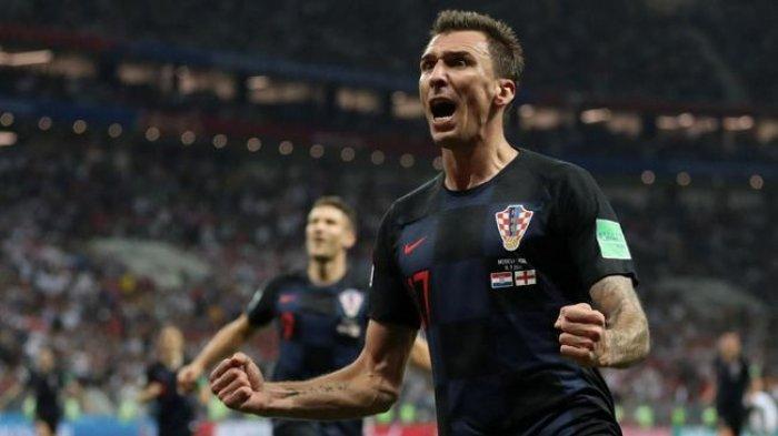 Kalahkan Inggris, Kroasia ke Final Piala Dunia 2018