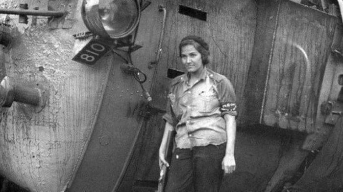 Mariya Oktyabrskaya.