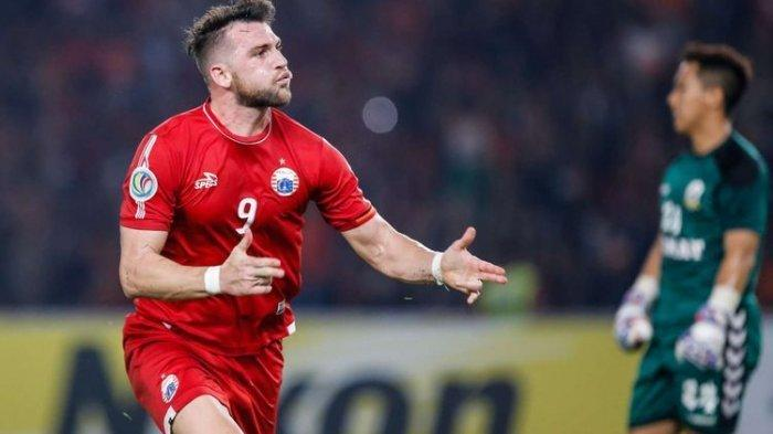 Persija Bekuk PSM Makassar di Kandang Lawan, Marko Simic Jadi Pahlawan