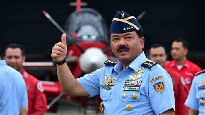 Marsekal Hadi Tjahjanto, Panglima TNI