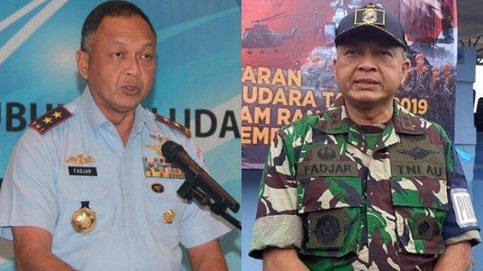 Marsekal TNI Fadjar Prasetyo, Jadi Perhatian Saat PantauLatihanPerangTNIAUdanUSAF