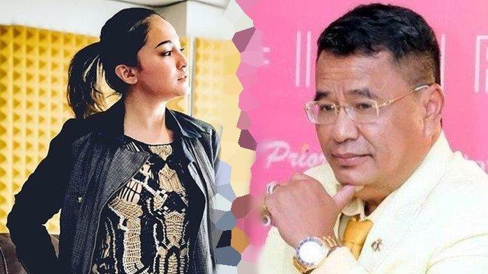 Marshanda Nekat Maki Hotman Paris Saat Ditantang Melaney Ricardo, Hotman: Gue Sukanya Sama Lu!