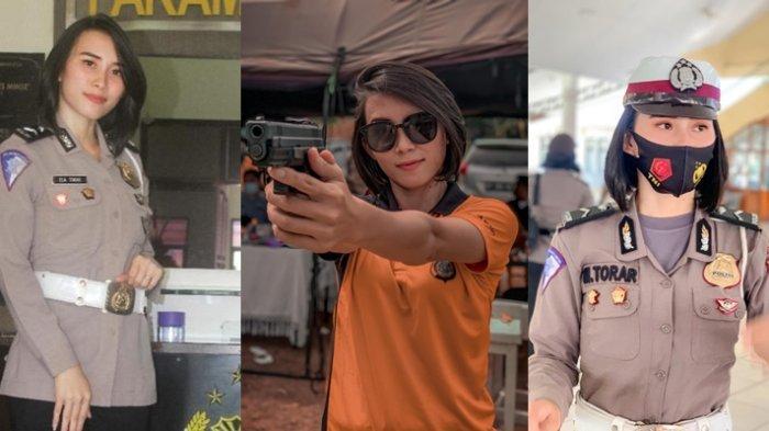 Marshela Fiolita Torar, Polwan Cantik Idola Pelajar hingga Sopir Truk