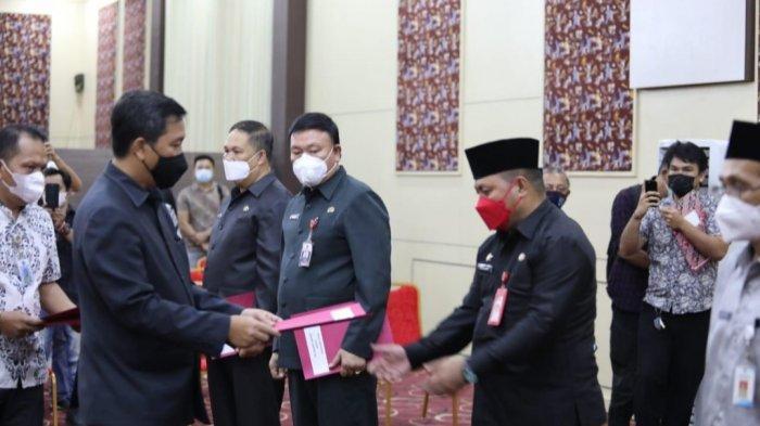 Marzanzius Arvan Ohy, Jabat Pelaksana Harian Bupati Bolsel Selama 8 Hari