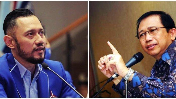 Marzuki Alie Setia dengan Demokrat, Putra SBY Singgung Pengkhianat: Sulit Kembalikan Kepercayaan