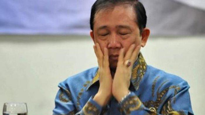 Mantan Ketua DPR RI Marzuki Alie.