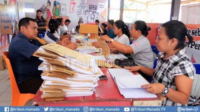 Masih Ada Logistik Pemilu di Sitaro yang Kurang