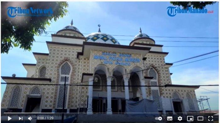 Daftar Masjid di Manado, Lengkap Alamat dan Kapasitas Hingga Tahun Berdiri