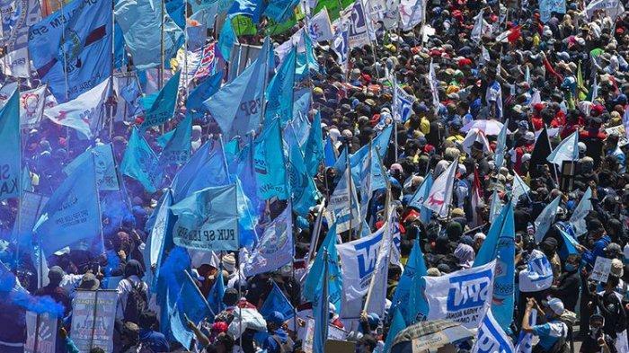 KSPI Sulut Sepakat dengan Organisasi Buruh dan Pekerja Menolak UU Cipta Kerja, Ini yang Mereka Tolak