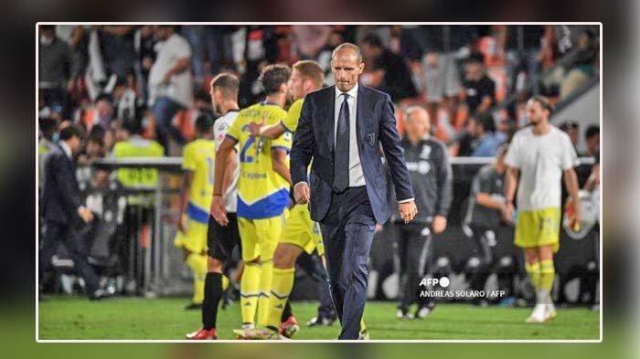 Juventus Menang, Raih 3 Poin Perdana, Berikut Pernyataan Massimilliano Allegri