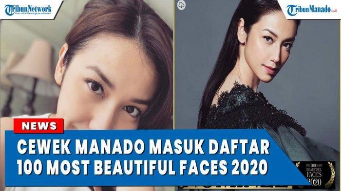 VIDEO Sosok Cewek Manado yang Masuk 100 Wanita Tercantik di Dunia
