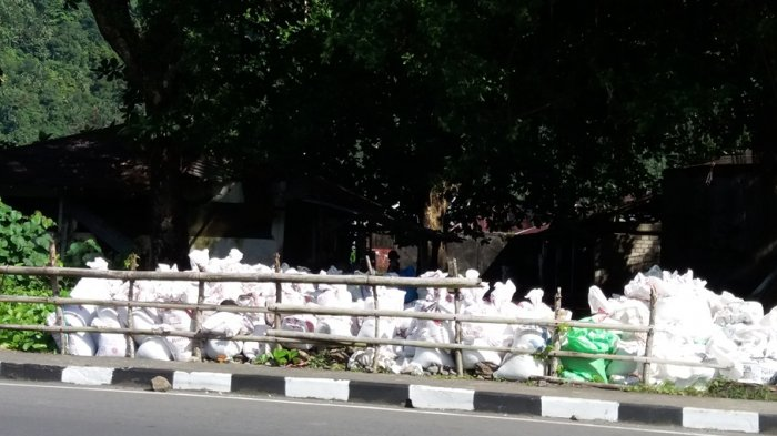 Sangihe - Warga Kecamatan Tatoareng Sulit Dapatkan Bahan Bangunan Rumah