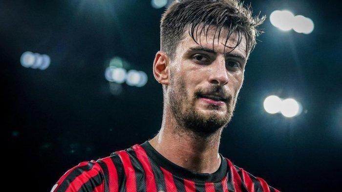 Matteo Gabbia, Perpaduan Thiago Silva dan Maldini Tembok Kokoh AC Milan