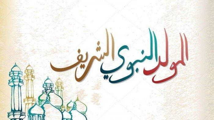 Maulid Nabi SAW 12 Rabiul Awal.