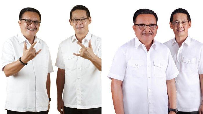 Gubernur Olly Dondokambey Lantik Maurits Mantiri-Hengky Honandar, Catat Tanggalnya