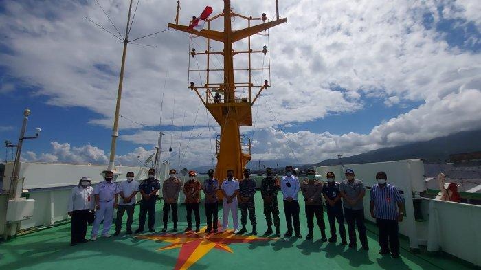 BREAKING NEWS, Gubernur Sulut Lobi Menhub, Jadikan Kapal Pelni Tempat Isolasi Pasien Covid 19