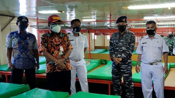 Kapal Pelni Dijadikan Tempat Isolasi Pasien Covid, KSOP Bitung Bakal Tentukan Titik Koordinat