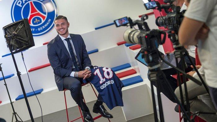 Resmi, Mauro Icardi Jadi Milik PSG Secara Permanen, Inter Milan Merugi