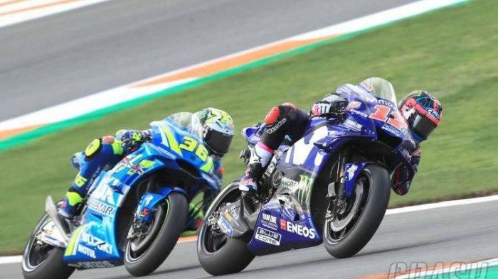 Live Race Streaming MotoGP Assen-Belanda Minggu 27 Juni 2021, Vinales Pimpin Barisan, Link Trans 7