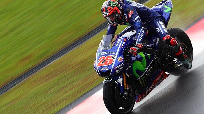 Maverick Vinales, Pembalap Yamaha dengan Pencapaian Terbaik Teratas di Ajang MotoGP Musim 2019