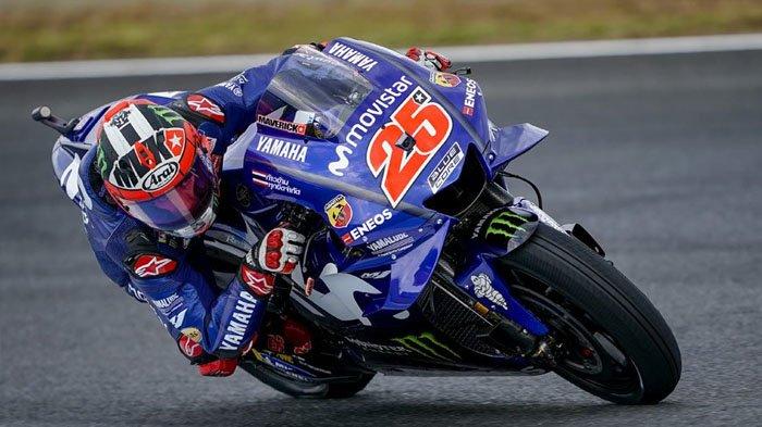 MotoGP San Marino 2020, Maverick Vinales: Saya Tidak Peduli dengan Hasil