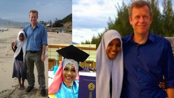 8 Potret Mawardah Priyanka, Bocah Korban Tsunami Aceh 15 Tahun Lalu yang Viral Ditolong Wartawan BBC