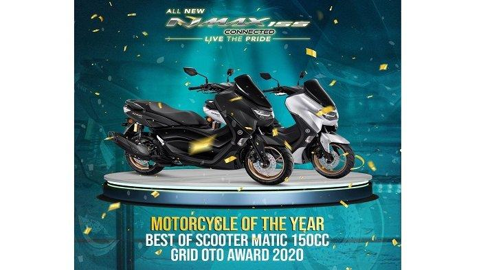 MAXI Yamaha Dominasi Penghargaan Bergengsi di Penghujung 2020