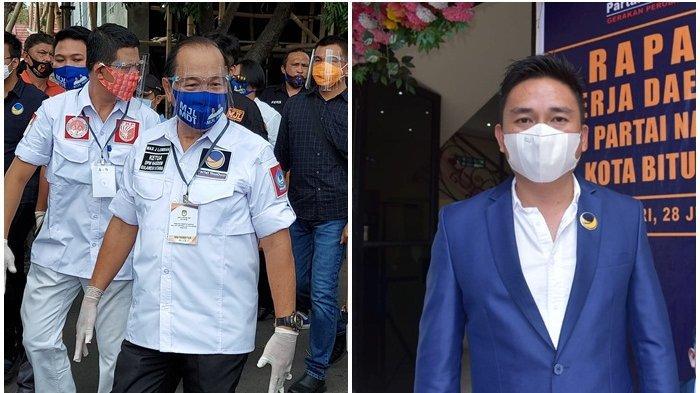 Partai Nasdem Kota Bitung Target Jawara Pemilu Serentak 2024