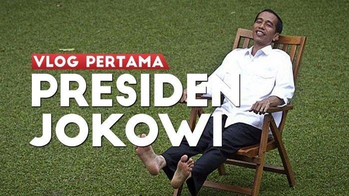 Channel YouTube Presiden Joko Widodo Tembus 1 Juta Subscriber, Berhak Mendapatkan 'Gold Play Button'