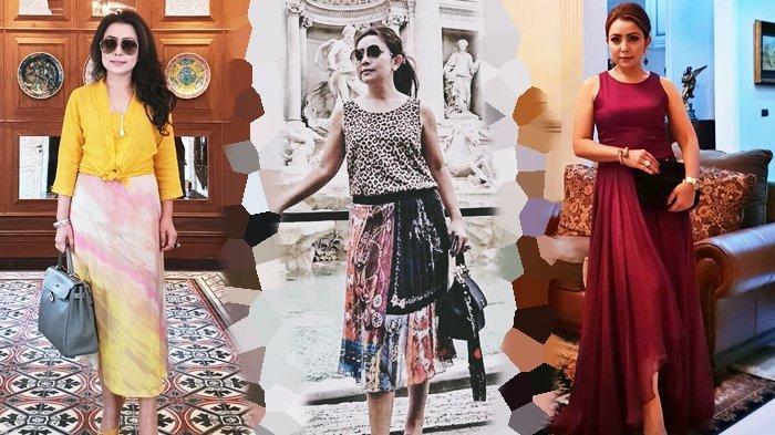 Dikira Artis Bollywood, Penampilan Mayangsari Pakai 'Sari' Sukses Bikin Pangling
