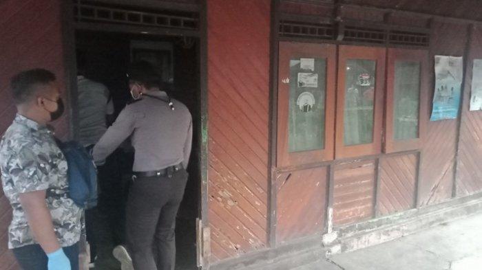 BREAKING NEWS: Mayat Ditemukan di Desa Sawangan Minut