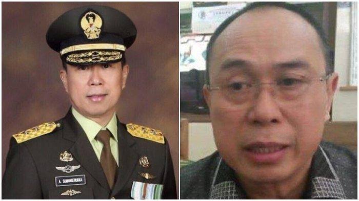 Sosok Mayjen TNI Andi Sumangerukka, Perwira Ahli Arhanud Kini Pensiun, Ini Profil Lengkapnya