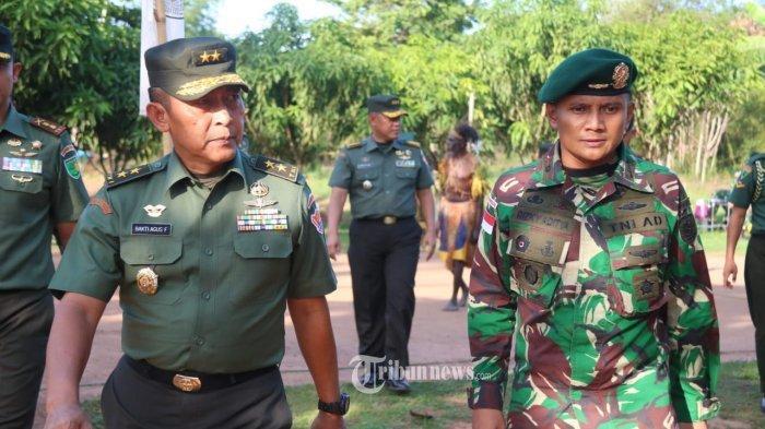 Sosok Mayjen TNI Bakti Agus Fadjari, Wakil KSAD Baru yang Akan Dampingi Jenderal Andika Perkasa