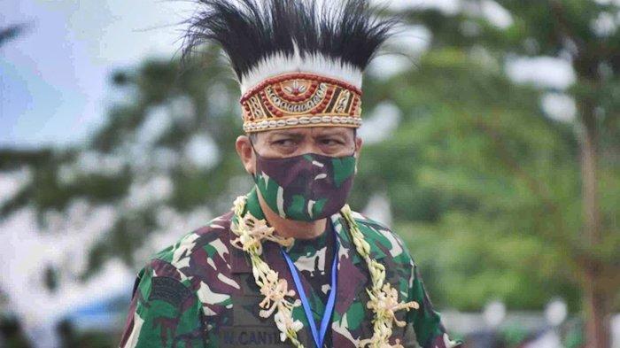 Gerak Cepat Mayjen TNI I Nyoman Cantiasa Atasi Jembatan Dirusak KKB Papua, 700 Warga Lari ke Hutan